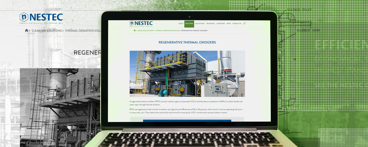 NESTEC's Web Index of Products and Services