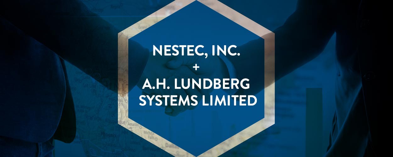 NESTEC, Inc. Partners with A.H. Lundberg Systems Limited to Support Global Environmental Health