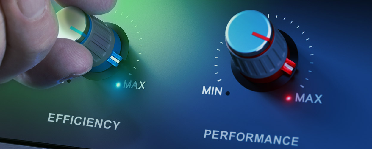 Maximize Performance for Less