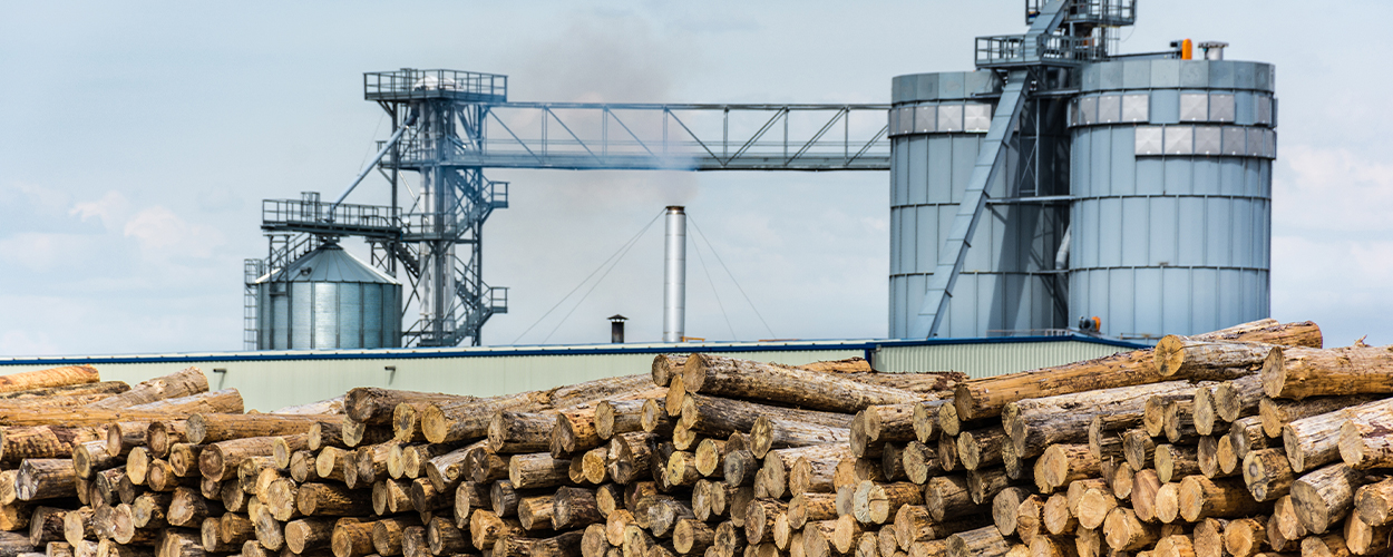RTO and RCO Control of Wood Pellet Plant Air Emissions