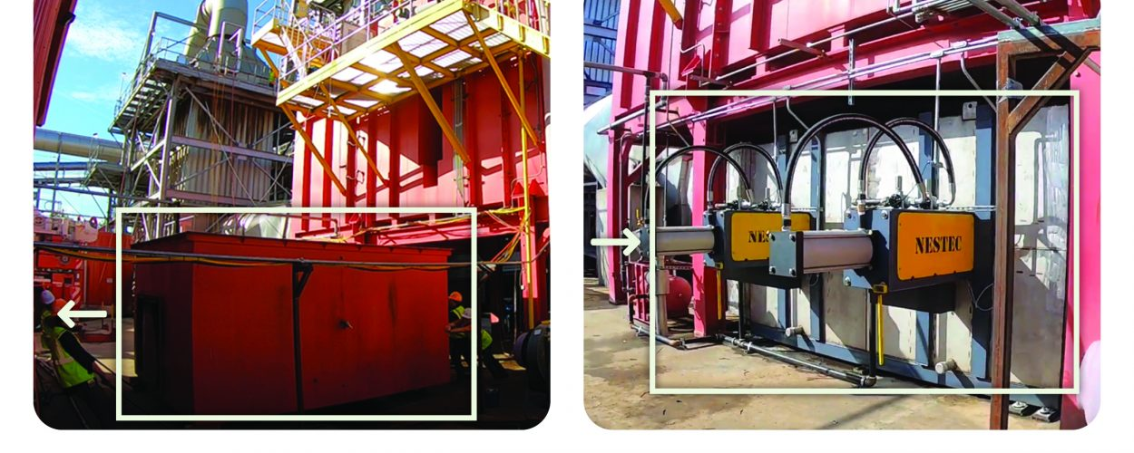 The quest for the best and most economical air emission control for industrial wood pellet plants